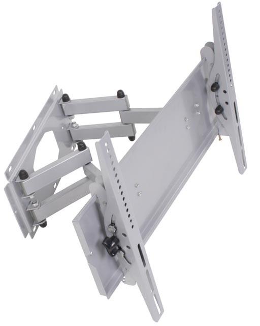 wandhalterung ausziehbar 46 lcd tv sony kdl 46 hx 805 ebay. Black Bedroom Furniture Sets. Home Design Ideas